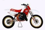 Thumbnail Yamaha YZ250 1985-1987 Factory Service Repair Workshop Manual Download PDF